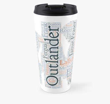 Tasse Cafe Mug Outlander