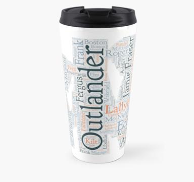 Tasse Cafe Mug Outlander