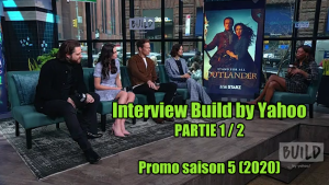 Outlander Build Yahoo 2020 season 5
