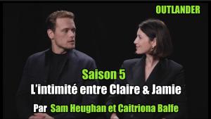Claire et Jamie Saison 5 Outlander