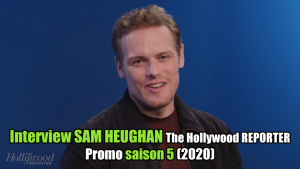 Sam Heughan The Hollywood Reporter