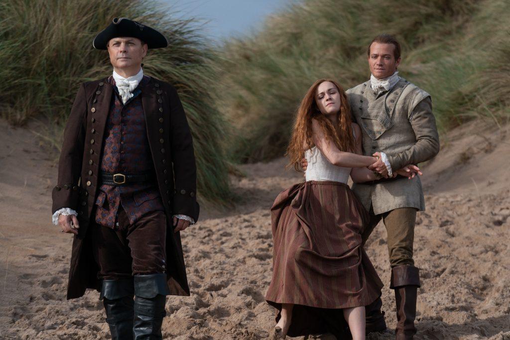 Outlander saison 5 episode 10 Brianna Bonnet