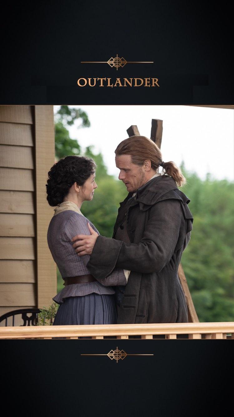 Coulisses episode 5 saison 5 Outlander 9