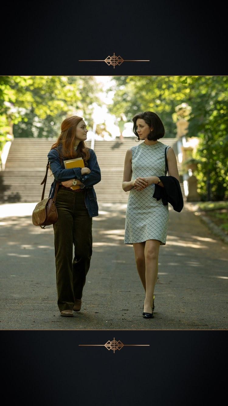 Coulisses episode 5 saison 5 Outlander 7