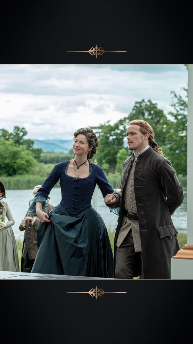anecdote coulisse episode 6 saison 5 Outlander