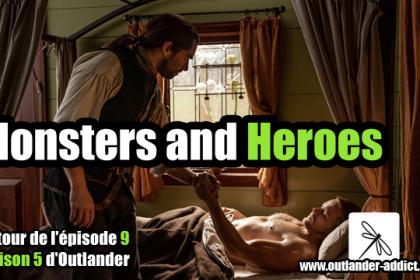Outlander Monstres ou Héros