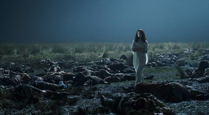 fantôme de Claire Culloden Outlander