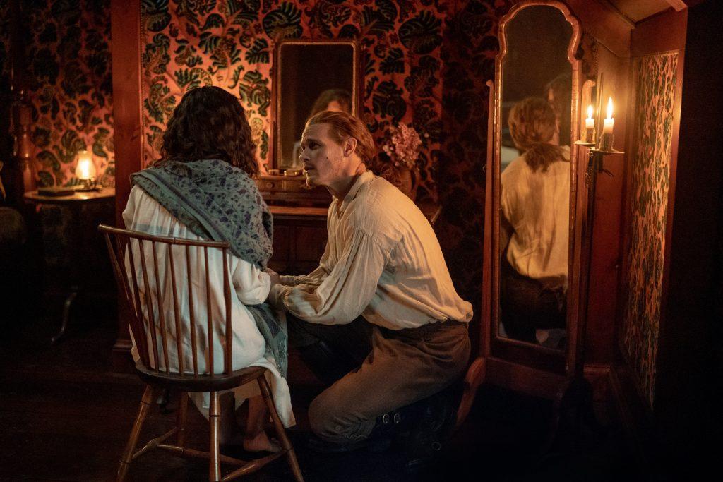 Outlander saison 5 épisode 12 never my love Claire et Jamie