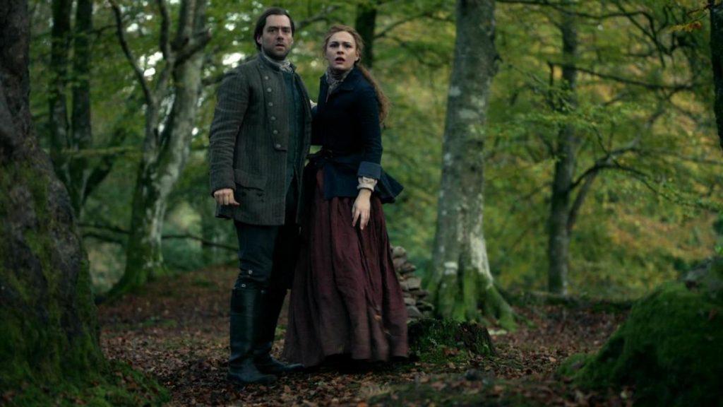 Outlander Roger et Brianna ne sont pas partis au 20e siècle
