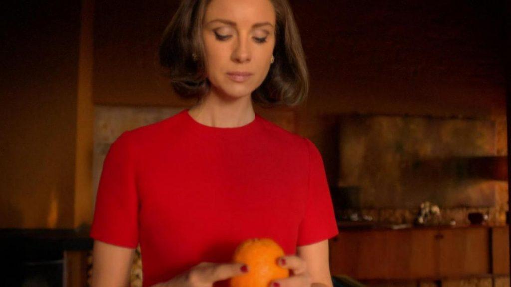 Outlander symbole de l'orange Never my love episode 12 saison 5