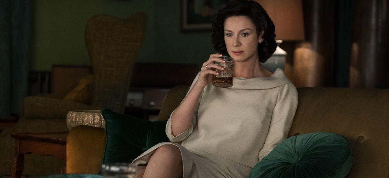 Outlander Claire demande le divorce à Frank