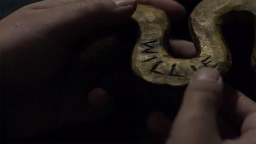 Outlander Le serpent de Jamie pour Willie