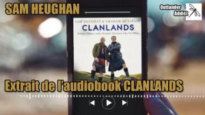 Clanlands Sam Heughan français audiobook