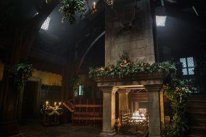 Outlander Hogmanay Lallybroch saison 3