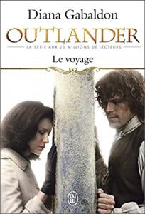 Livre Outlander Tome 3 - Acheter le livre Le Voyage, de Diana Gabaldon, dans La Boutique Outlander Addict