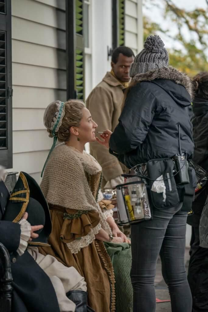 Jocasta Outlander episode 2 saison 4