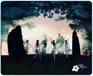 Pich Mani Outlander danse des fées