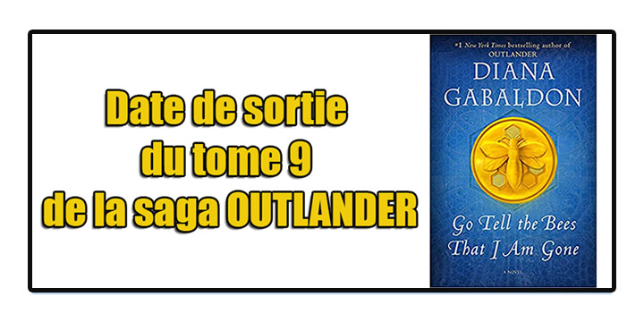 date sortie tome 9 outlander