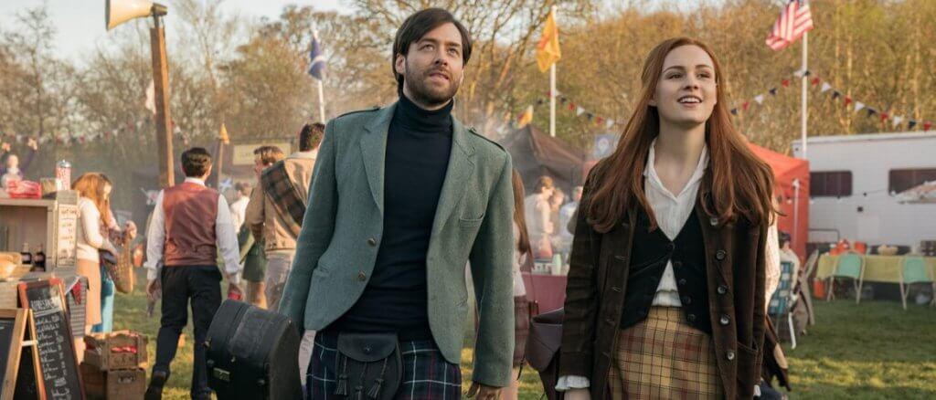 festival écossais outlander saison 4