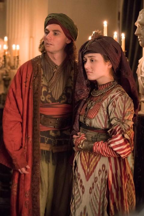 outlander saison 4 theatre acteurs