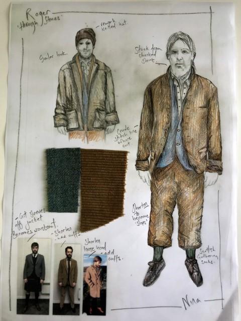 outlander saison 4 costume roger